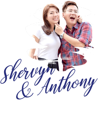 Shervyn & Anthony